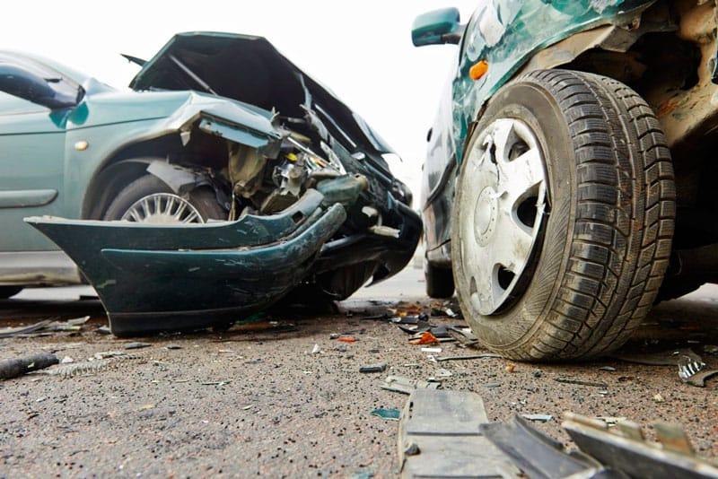 proceso legal accidentes de tráfico